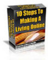 Thumbnail 10 Steps Make A Living Online (A011)