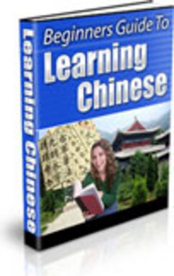 Product picture A Beginner Guide To Learning Chinese (A056)