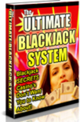 Product picture The Ultimate sBlackjack System (A061)