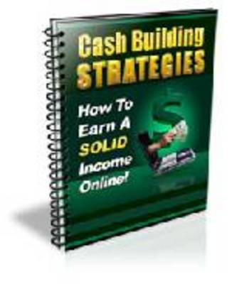 Product picture Cash Building Strategies (A076)