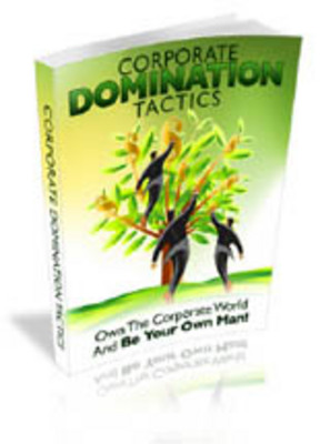 Product picture Corporate Domination Tactics (A083)