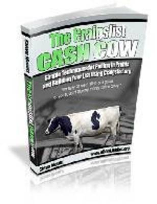 Product picture The Craiglist Cash Cow (A086)